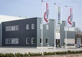 locatie Twentepoort Logistiek