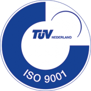 Twentepoort Logistiek is ISO 9001:2015 gecertificeerd